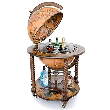 Pleasant Zoffoli Art 58 Bar Globe Drinks Cabinet Certificate Authenticity Home Interior And Landscaping Eliaenasavecom