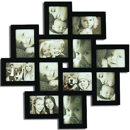 Black Collage Frames Amazon Com
