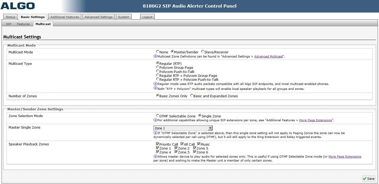 Algo 8180G2 IP Paging and SIP Loud Ringer Audio Alerter (8180 G2) by ALGO (Image #6)