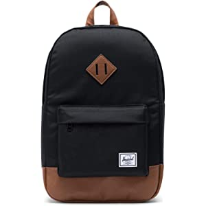f1a9f79874a Herschel Heritage Mid-Volume Backpack-Black