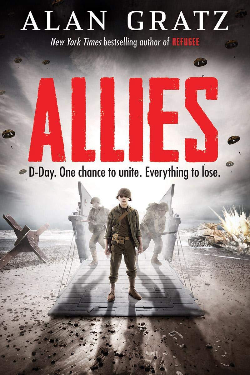 Image result for allies alan gratz