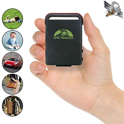 Amazon com: GPS Tracker Detector for Vehicles Cars Kids Dogs