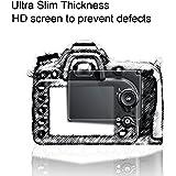 Clanmou DSLR Camera Screen Film G7 X G7X Mark ii G9X Camera Tempered Glass Screen Protector for Canon G7X NX3000 Digital Camera Accessory
