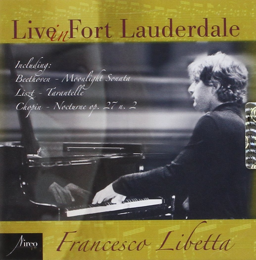 Live in Fort Lauderdale