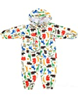 Wellwear Unisex Baby and Kids Rainsuit , Rain Coverall , Outdoors Rain Suit (1 - 12 years)