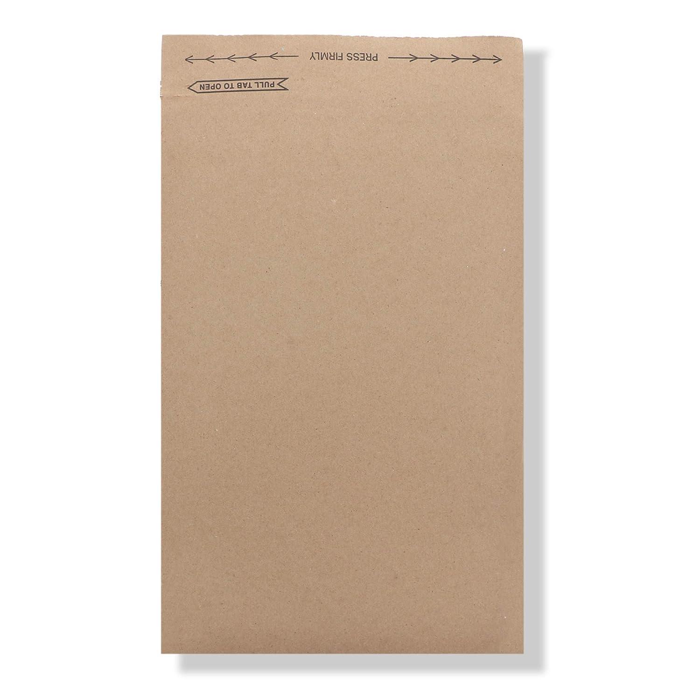 Image of Jiffy Rigi Bag Mailer 89161#3, 8-3/8' x 12-7/8', Natural Kraft (Pack of 200) Envelope Mailers