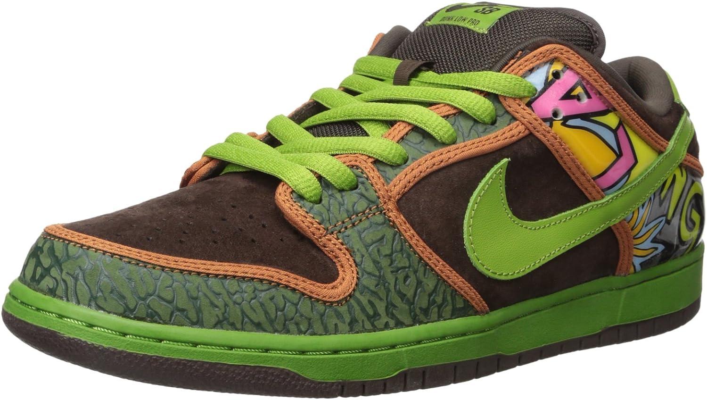 Amazon.com | Nike Dunk Low PRM DLS SB QS \