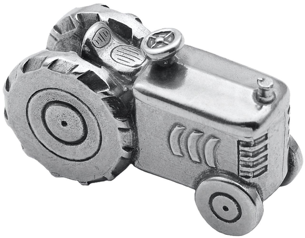 Danforth - トラクターピューター製つまようじ用ボックス - 手作り - ギフトボックス入り - アメリカ製   B0039OILTG