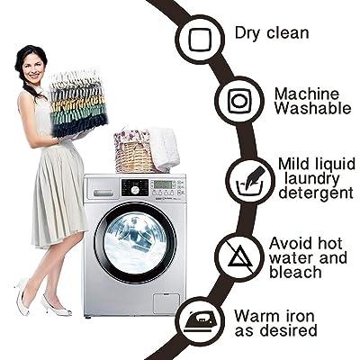 Water Absorbent Shaggy Bath Rug 41x61CM,Black Olanly Non-Slip Bathroom Bath Mat,Ultra Microfiber Bath Shower Mat Toilet Rug