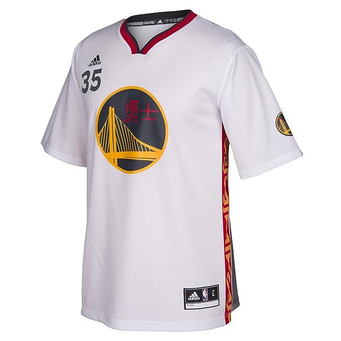 adidas - Camiseta de Manga Corta para de la NBA réplica de la ...