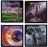Megadeth Collectible Coaster Gift Set