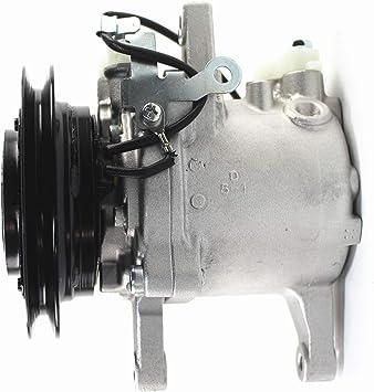 Kubota Tractors Replaces 6A671-97114 6A671-97110 New AC A//C Compressor Fits