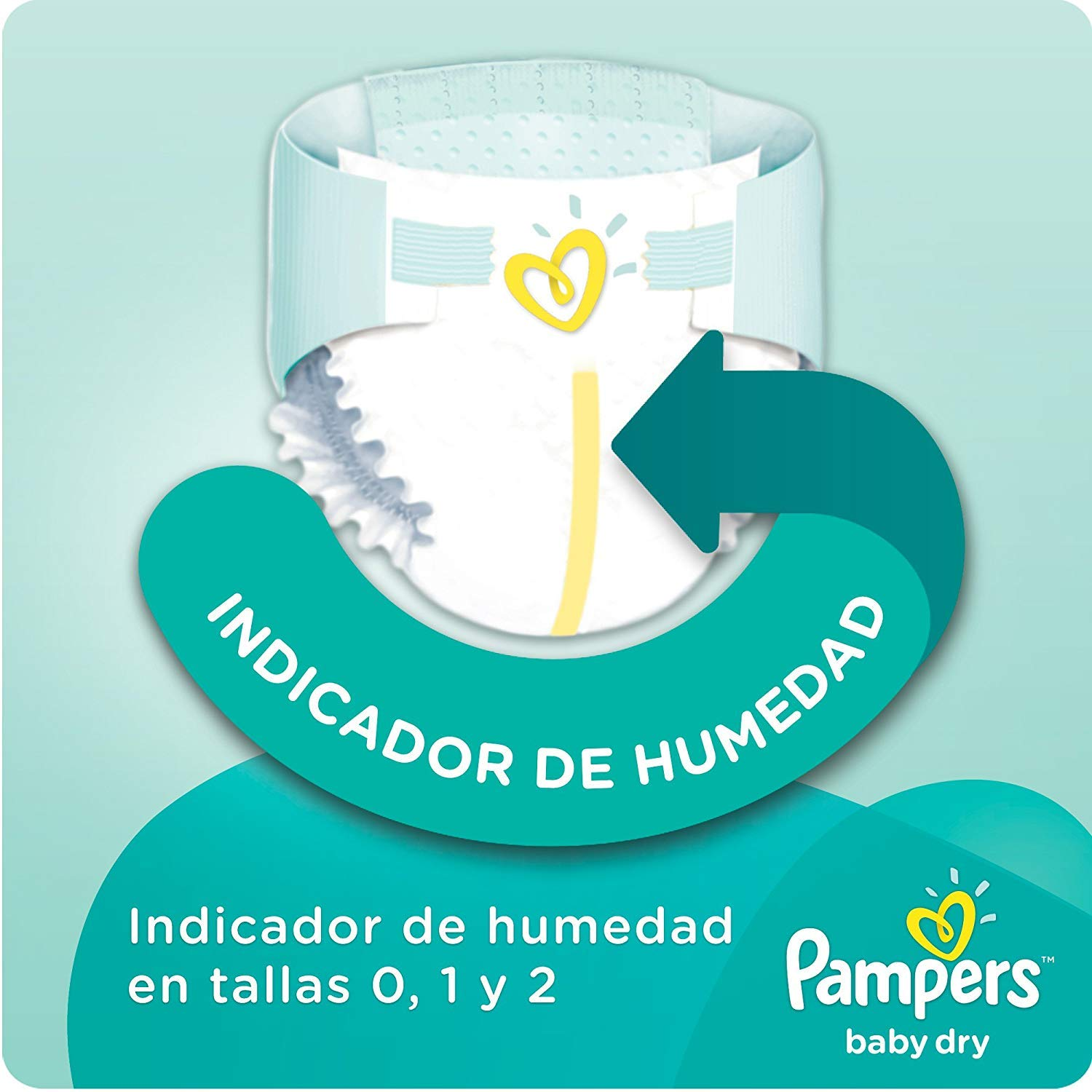 Amazon.com : Pampers Baby-Dry Disposable Diapers Size 4, 128 Count, Economy : Baby