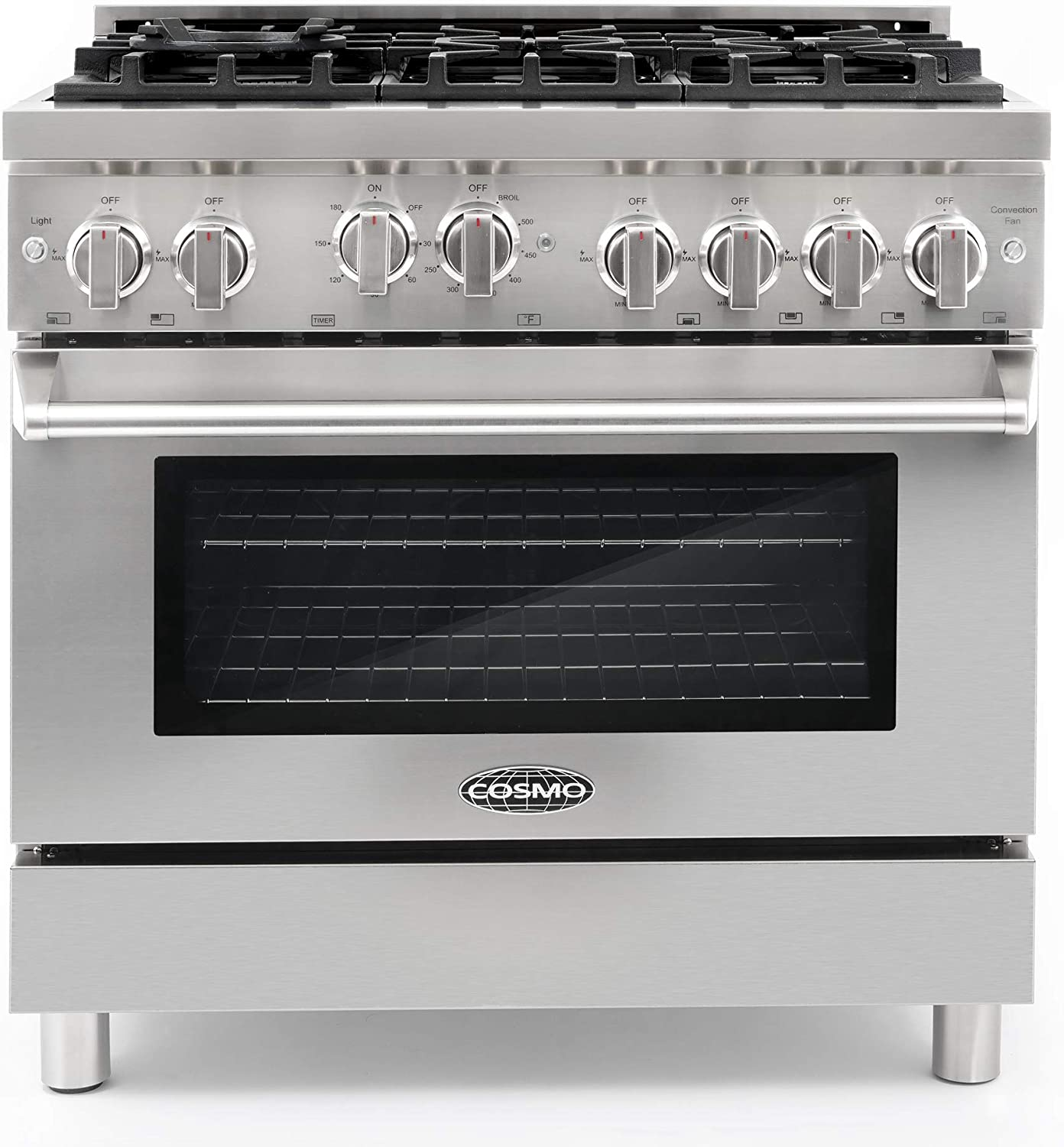 Choose Top 8 Best gas range for Home Chef in 2020 16