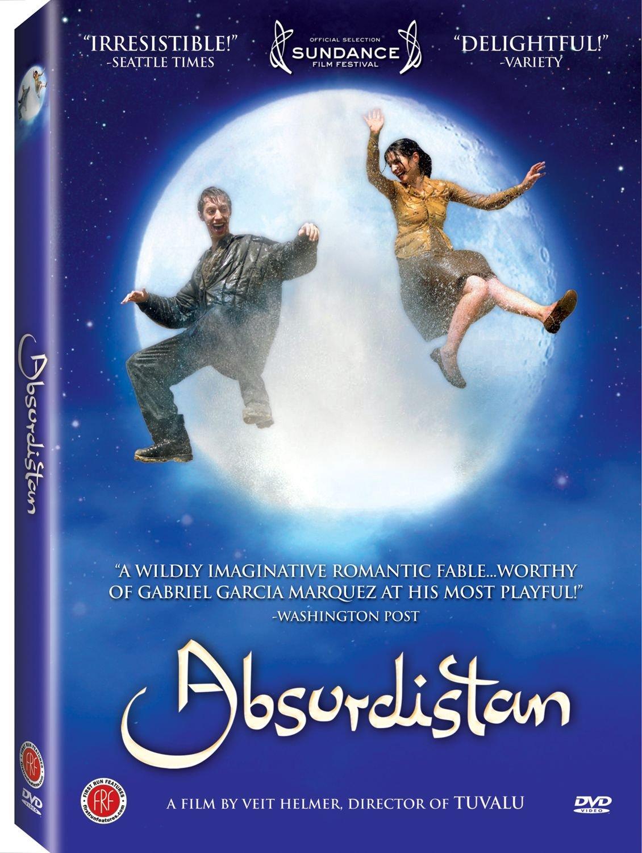 DVD : Ani Amiridze - Absurdistan (Widescreen, Subtitled)
