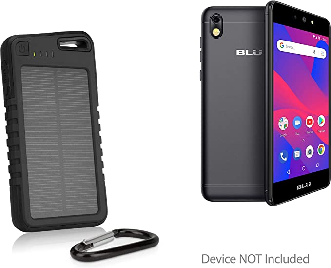 BoxWave - Batería de Repuesto para BLU Advance 5.2 HD (5000 mAh ...