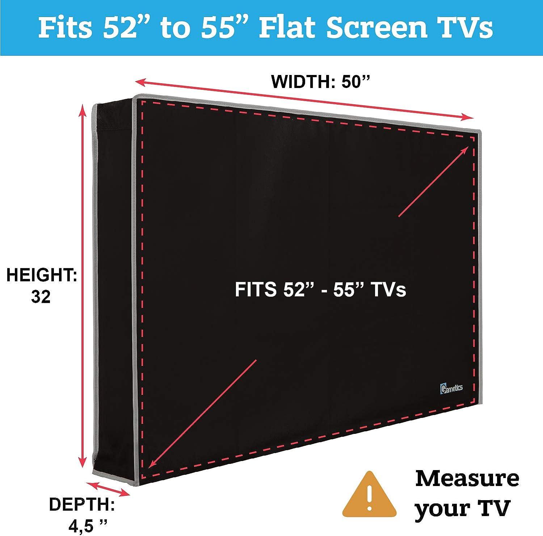 """39/"""" TVs TV Ticker Cover for 32/"""""""