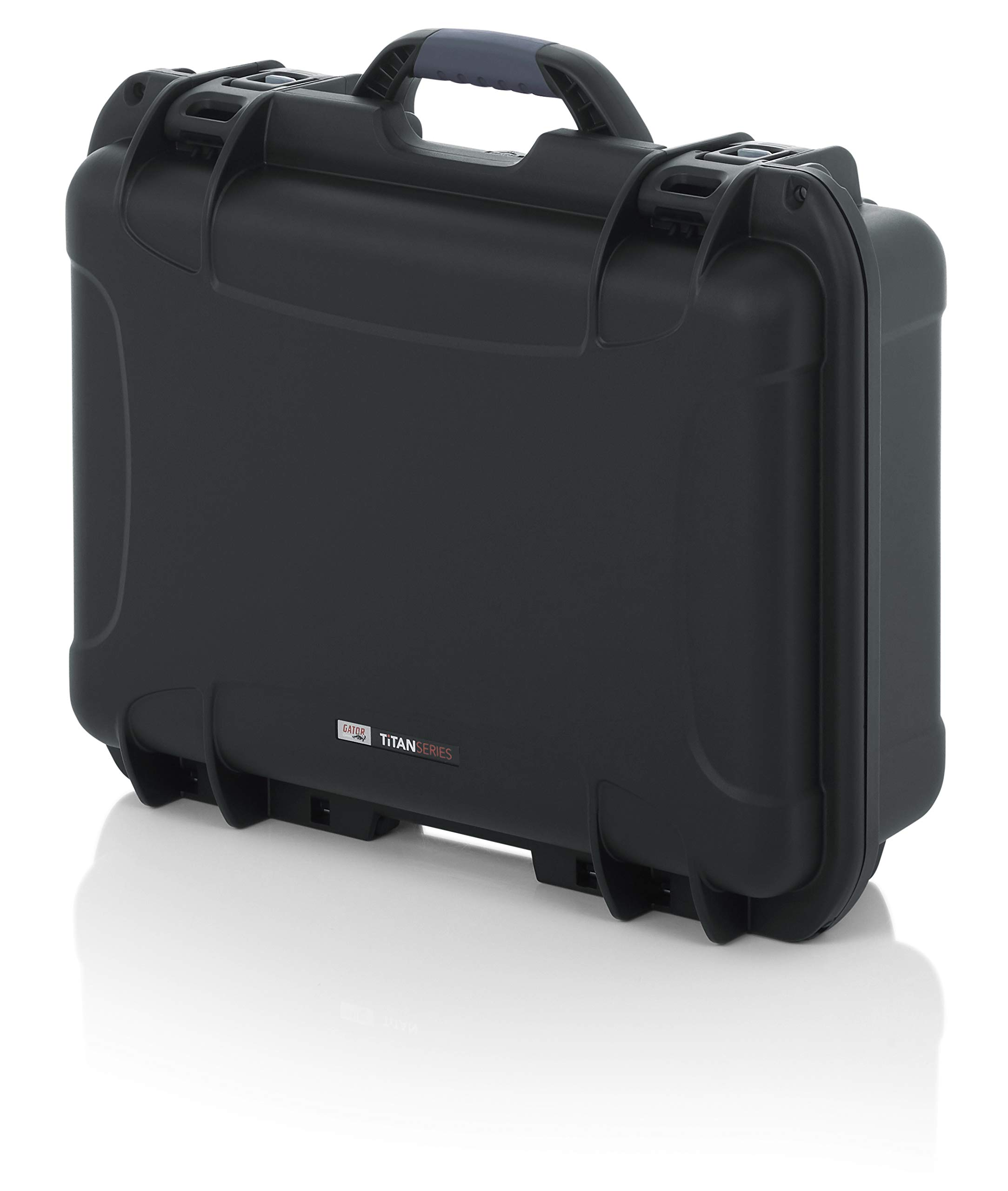 Gator Cases Titan Series Water Proof Case for Wireless Mic Systems; Fits Large Sennheiser Systems (GU-MIC-SENNEW-2)