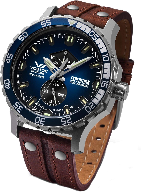 Vostok Europe Reloj de Caballero YN84-597A545