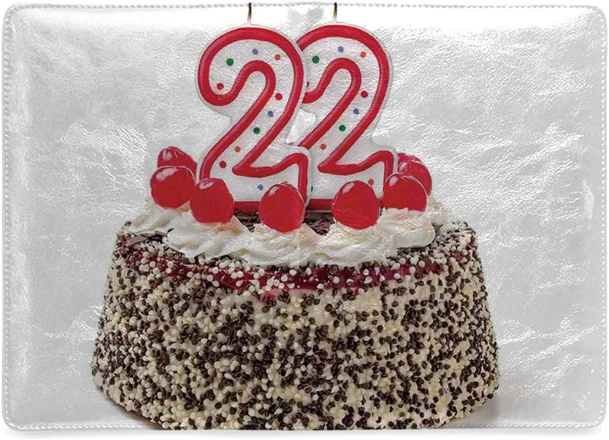 Cool Amazon Com 22Nd Birthday Decorations Utility Notebooks Chocolate Personalised Birthday Cards Akebfashionlily Jamesorg