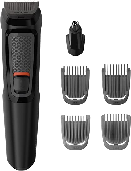 Philips MULTIGROOM Series 3000 MG3712/15 cortadora de pelo y ...