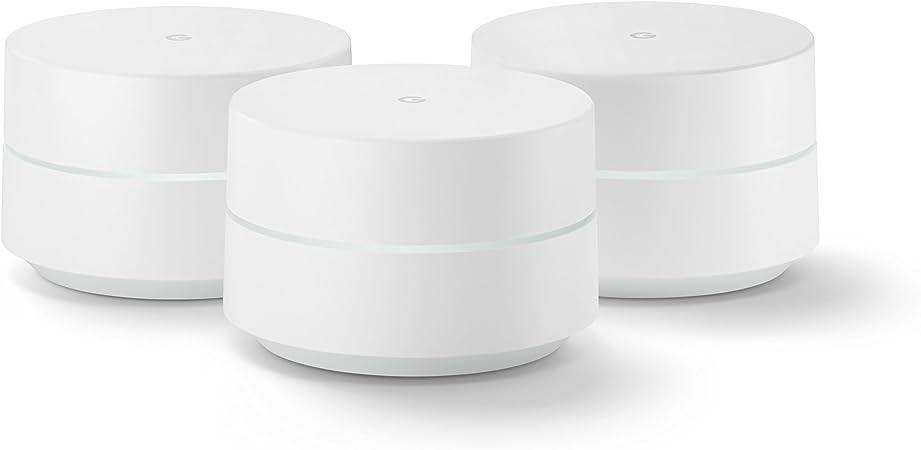 Google Router WiFi Wireless Bluetooth Color Blanco Blanco weiß ...