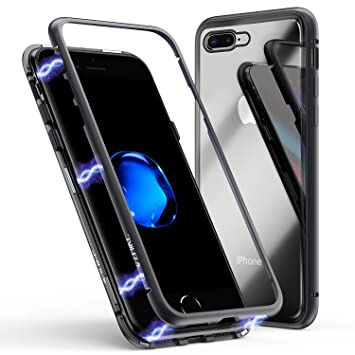 coque absorption magnetique iphone 8 plus