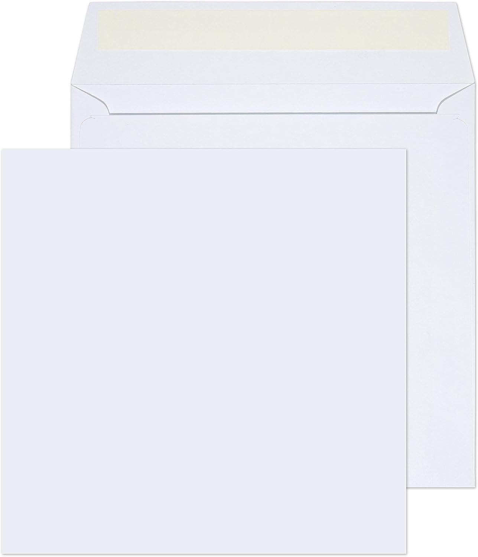 MEDIUM SQUARE 155MM X 150MM Cello Greeting Card Bag Self Seal FREE UK POST 500