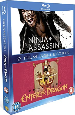 Amazon.com: Ninja Assassin / Enter the Dragon Double Pack ...