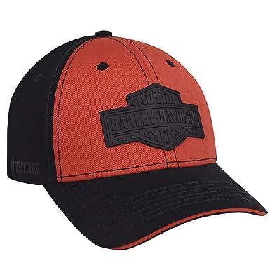 HARLEY-DAVIDSON Military - Gorra de béisbol para Hombre, Color ...