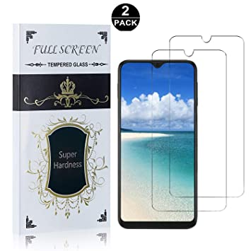 Bear Village Anti-Scratch Bubble Free HD Screen Protector Film for Samsung Galaxy A40 2 Pack Galaxy A40 Screen Protector Tempered Glass