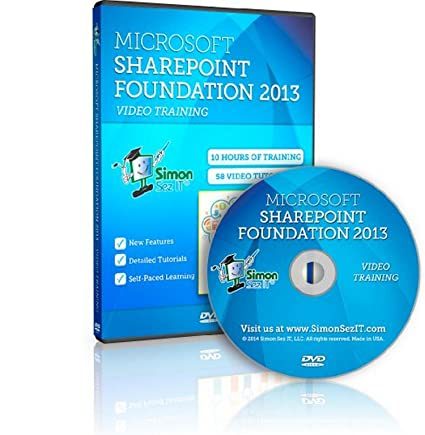 Microsoft SharePoint Foundation 2013 Software Training Tutorial
