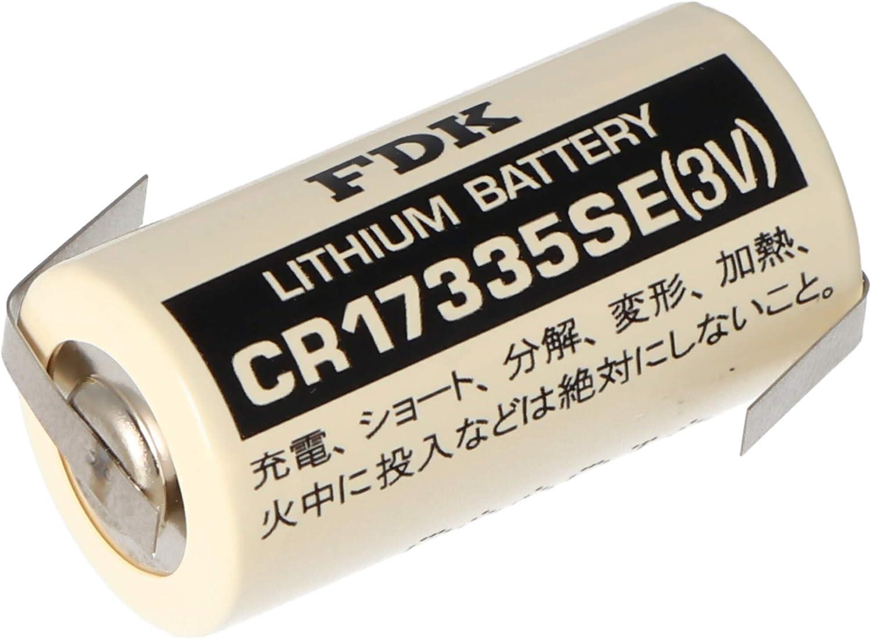 Sanyo Lithium Battery Cr17335 Se Size 2 Elektronik