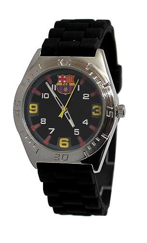 Reloj hombre Sport FC Barcelona barca FC Messi Suárez Iniesta: Amazon.es: Relojes