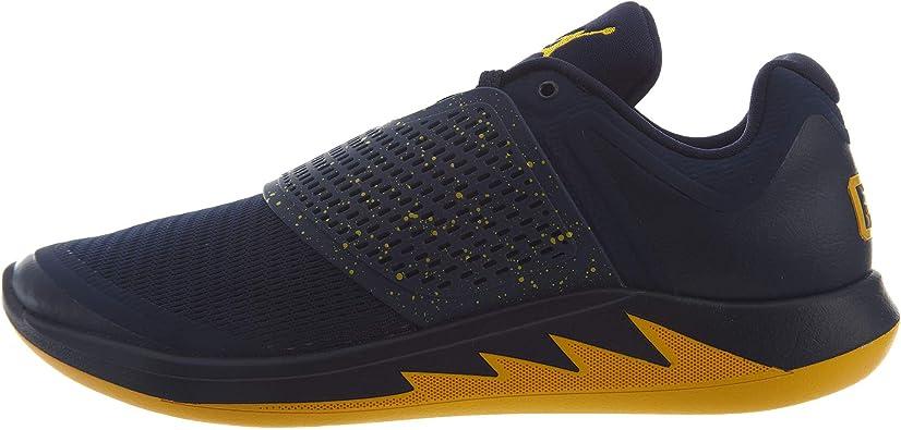 Nike Jordan Mens Grind 2 Michigan Mesh