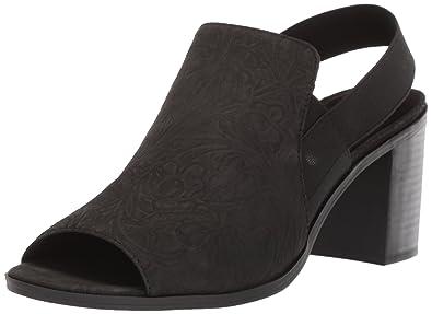 Easy Street Womens Jetson Heeled Sandal  B077ZJH27P