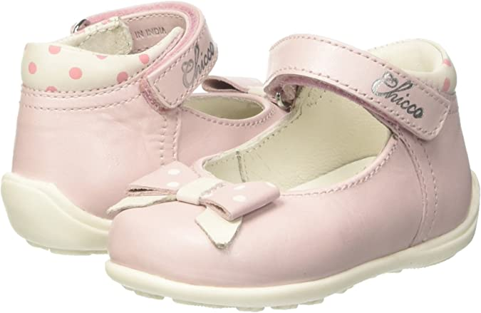 Chicco Gisa, Ballerine Bimba, Rosa, 20 EU: Amazon.it: Scarpe