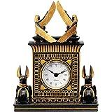Design Toscano WU70627 Anubis Egyptian Revival Sculptural Clock