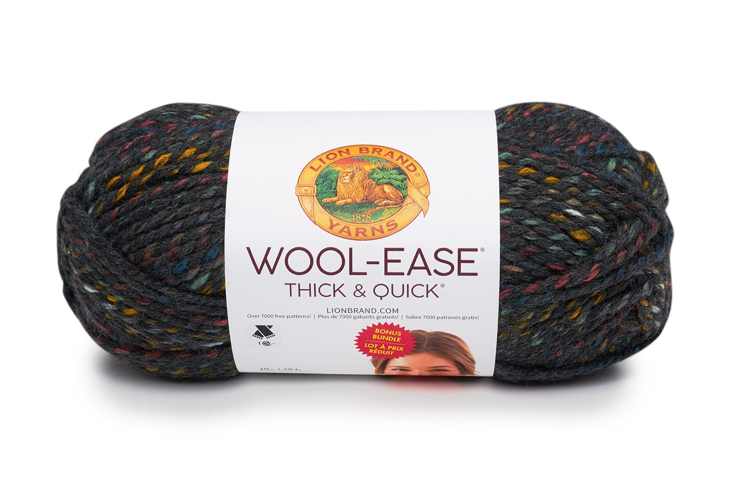 Amazon Lion Brand Yarn Company 641 618 Wool Ease Thick Quick