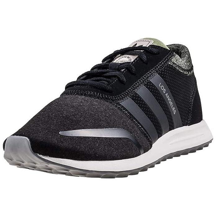 adidas Los Angeles Schuhe Herren Schwarz