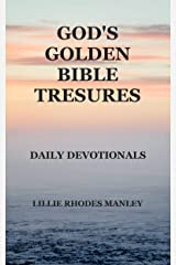God's Golden Bible Treasures: Daily Devotionals Kindle Edition