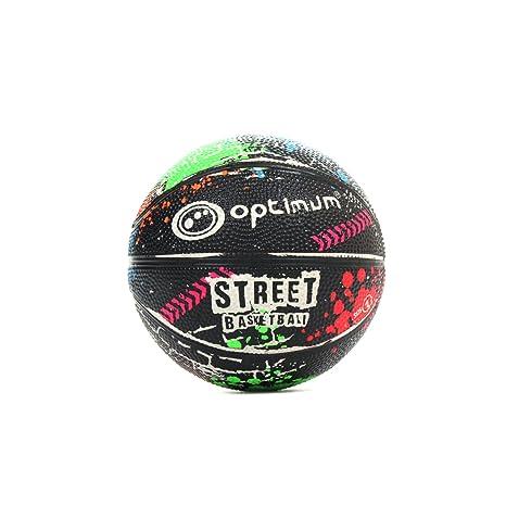 Pelota pequeña para baloncesto en la calle Optimum: Amazon.es ...