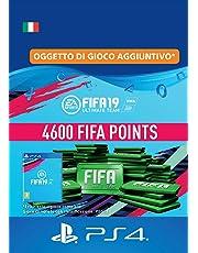 FIFA 19 Ultimate Team - 4600 FIFA Points | Codice download per PS4 - Account italiano