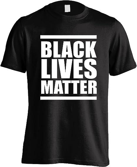 Black Lives Matter Black Adult T-Shirt