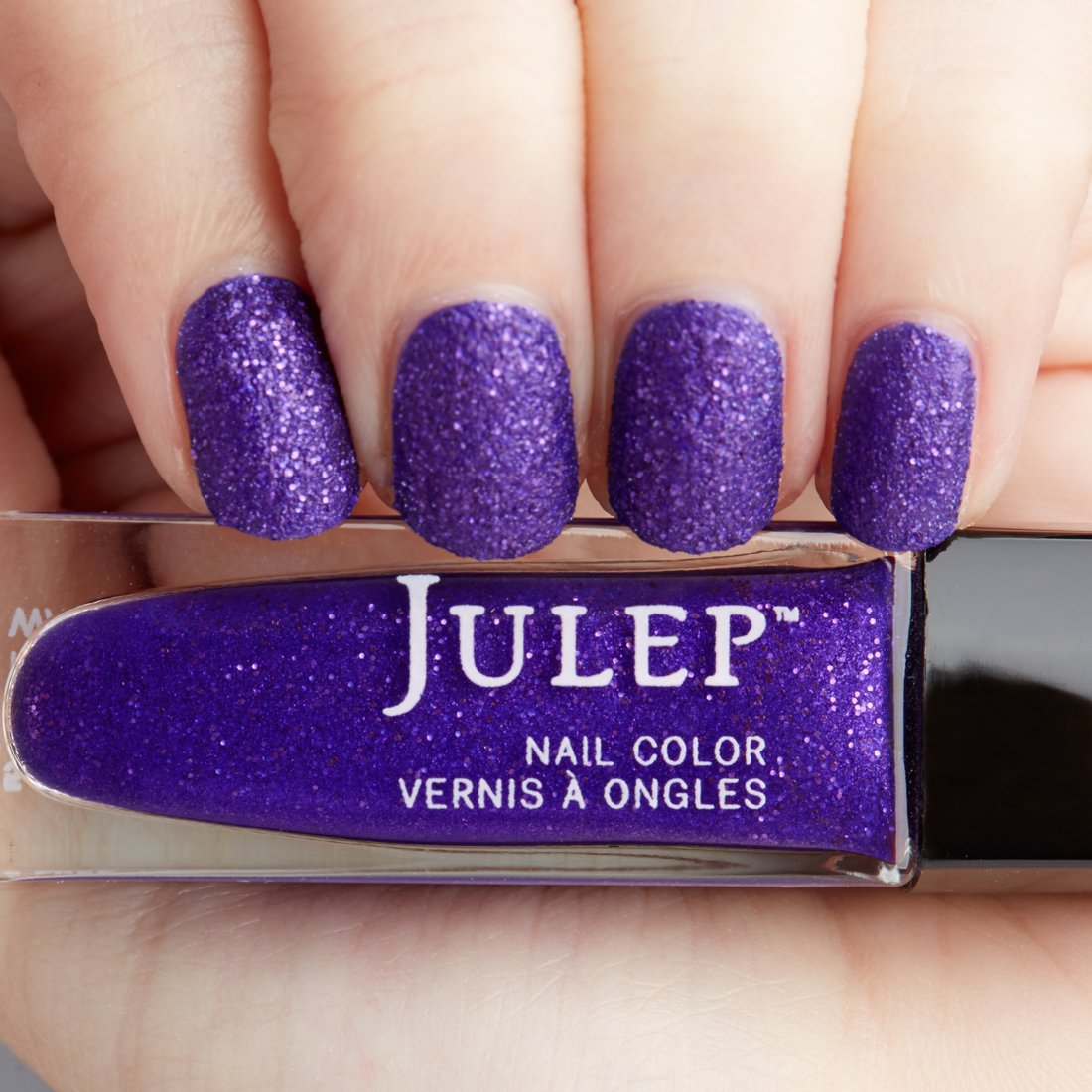 Amazon.com: Julep Nail Polish Set, Purple Craze Duo, 0.27 fl. oz ...