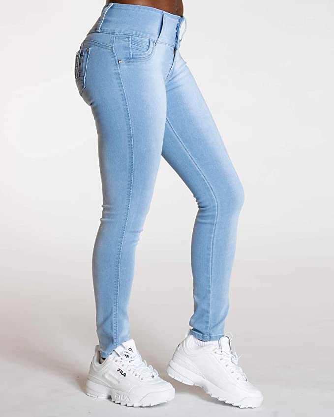 e15b6c588e2 VIM VIXEN Women s Colombian Jeans in Multiple Colors and Styles! at Amazon Women s  Jeans store