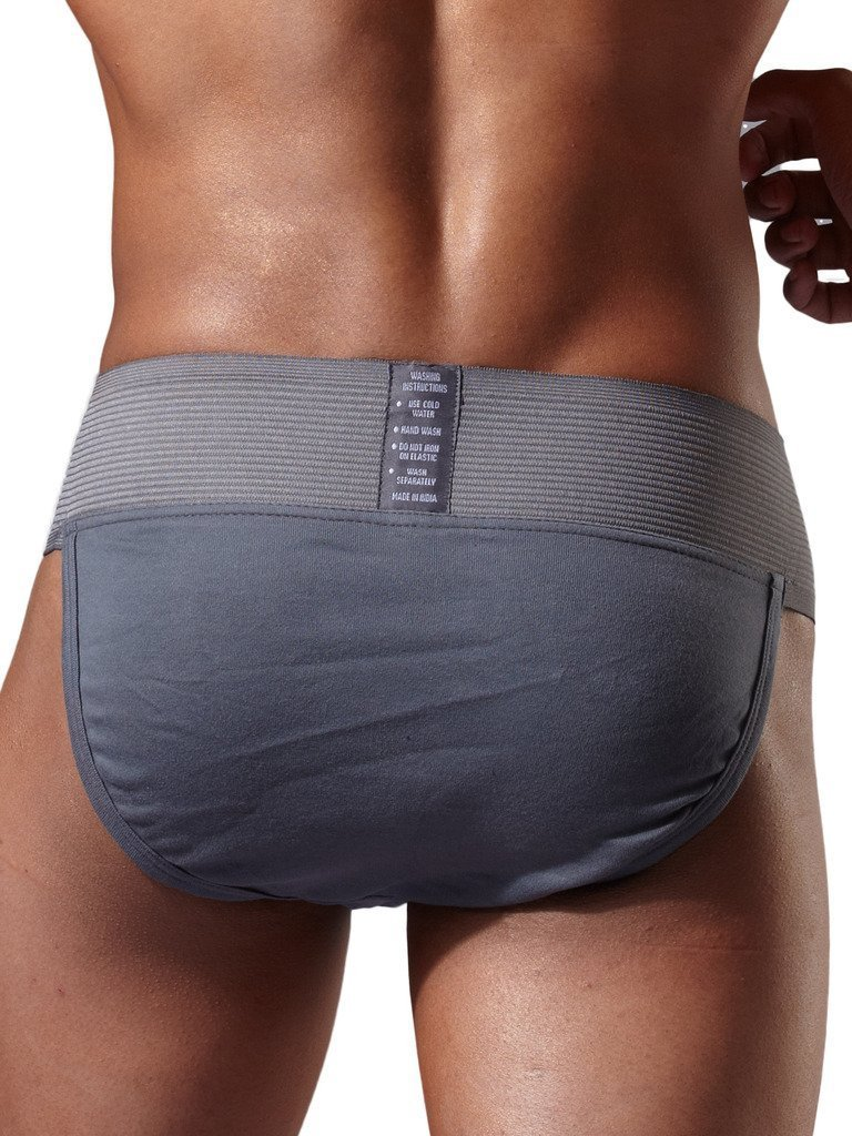 Yogi Sports S/&C Gym Athletic Cotton Supporter Back Covered with Cup Pocket for Mens YSG USA