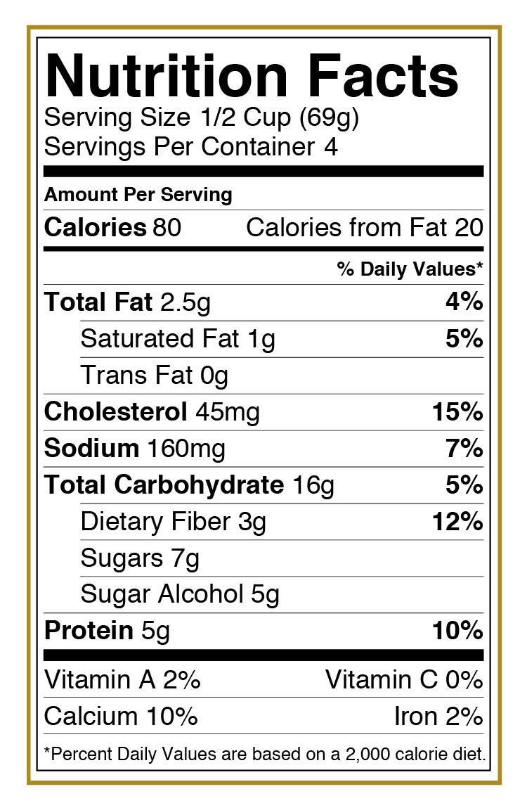 Halo Top, Sea Salt Caramel Ice Cream, Pint (4 Count)