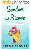 Sundaes and Sinners: A Cozy Murder Mystery (Pelican Cove Cozy Mystery Series Book 9)