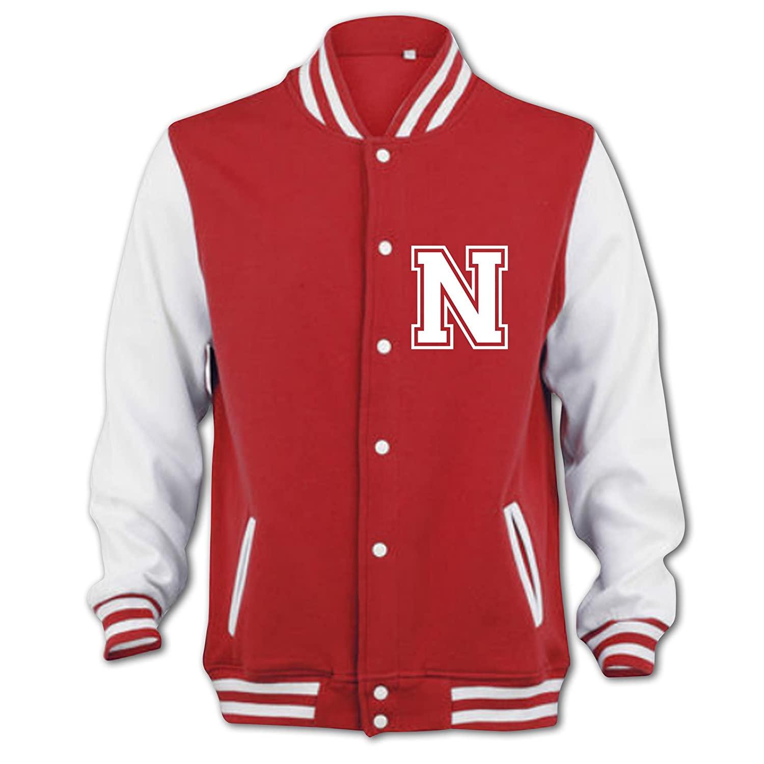 Bang Tidy Clothing Unisex-Adult Niall Horan Fan Jacket XX-Large Red 1149